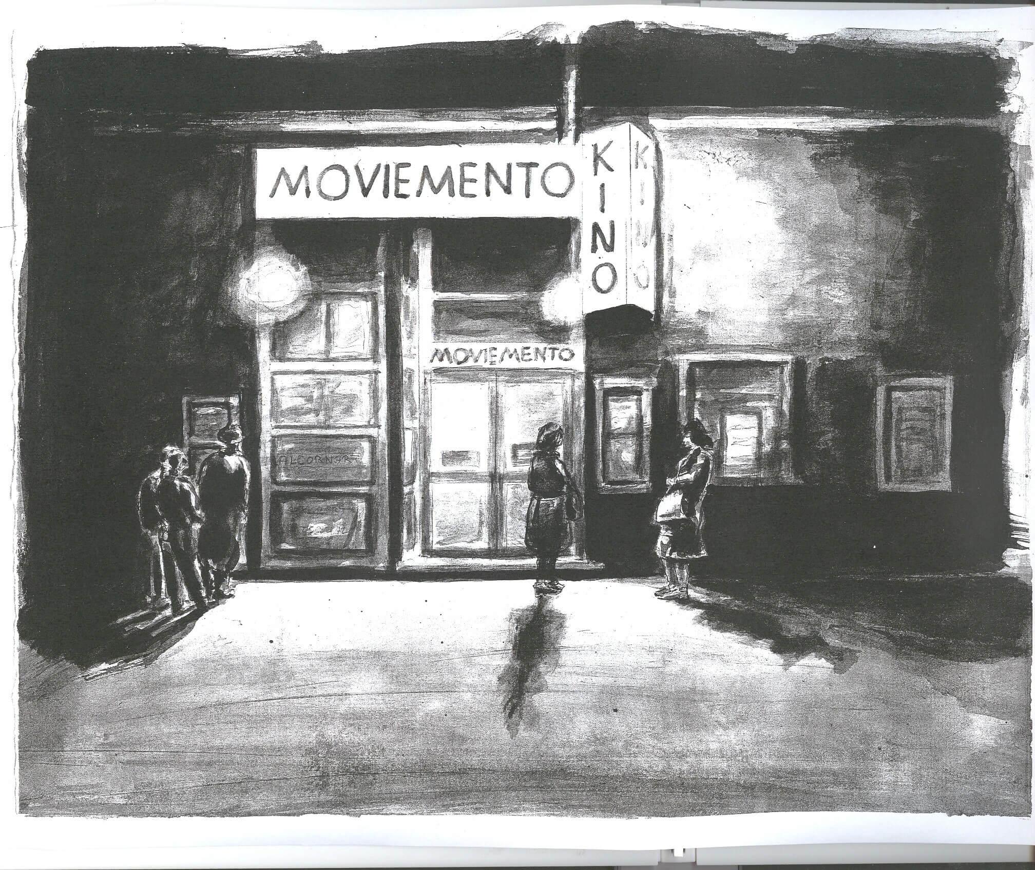 100 Jahre Moviemento – Auf der anderen Seite der Leinwand